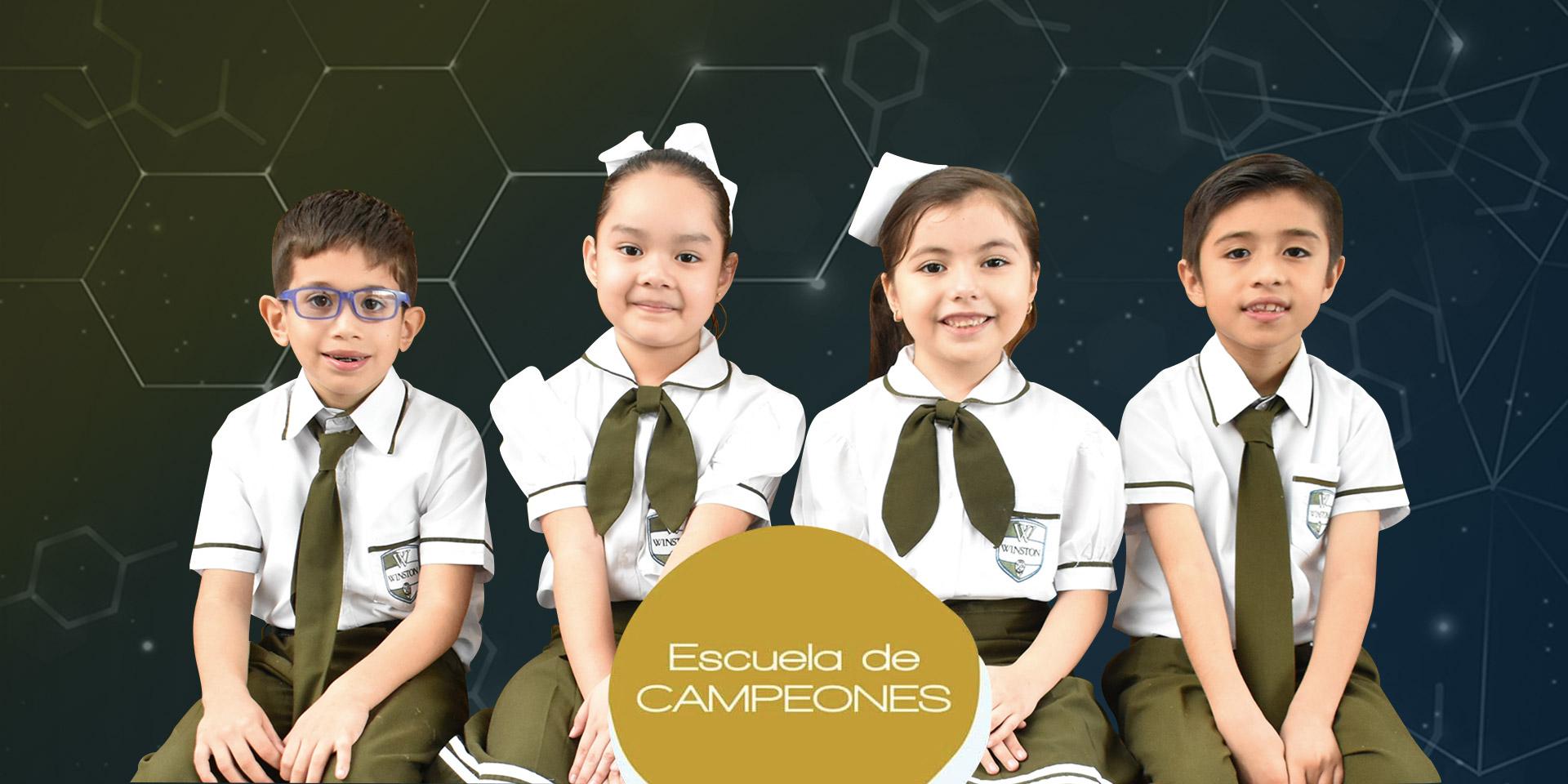 Escuela de Campeones